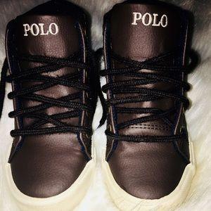 Kids Unisex Ralph Lauren Shoes
